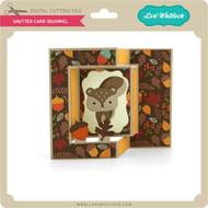 Shutter Card Squirrel