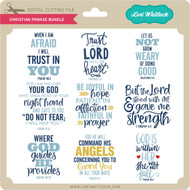 Christian Phrase Bundle 2
