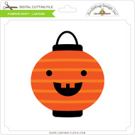 Pumpkin Party - Lantern