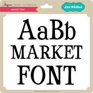 Market Font