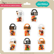 Bag Topper Halloween Bundle
