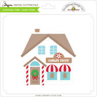 Christmas Town - Candy Store