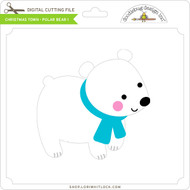 Christmas Town - Polar Bear 1