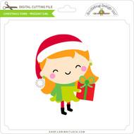 Christmas Town - Present Girl