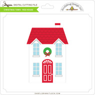 Christmas Town - Red House