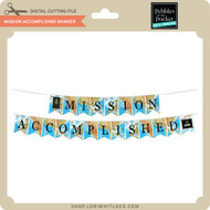 Mission Accomplished Map Banner
