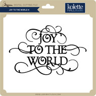 Joy to the World 4