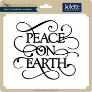 Peace on Earth Flourished