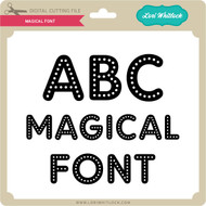 Magical Font