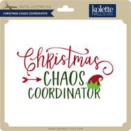 Christmas Chaos Coordinator
