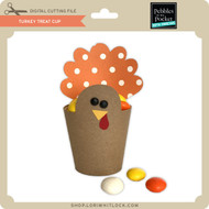 Turkey Treat Cup