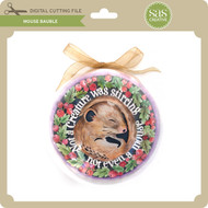 Mouse Bauble