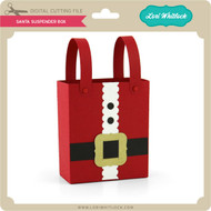 Santa Suspender Box