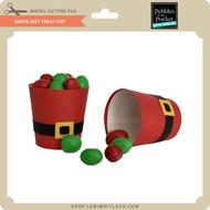 Santa Suit Treat Cup