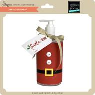 Santa Tizer Wrap