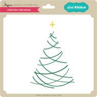 Christmas Tree Beads