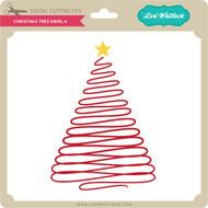 Christmas Tree Swirl 4