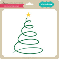 Christmas Tree Swirl 5