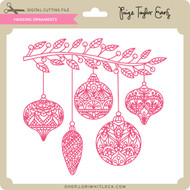 Hanging Ornaments 2