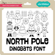 North Pole Dingbat Font