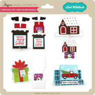 Christmas Gift Card Holder Bundle