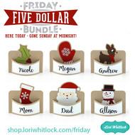 Friday $5 Bundle #50