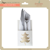 Utensil Holder Tree 2