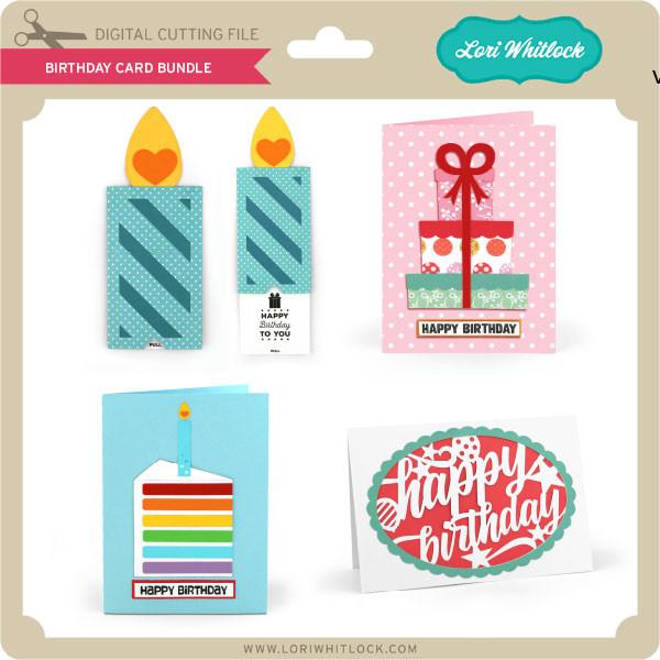 Birthday Card Bundle 716 Image 1