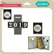 New Year Card Bundle