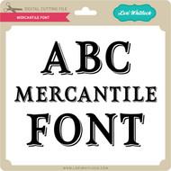 Mercantile Font