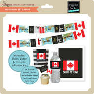 Missionary Set Canada