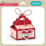 Valentine Treat Box 2