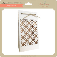 Lattice Gift Bag