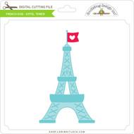 French Kiss - Eiffel Tower