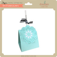 Pop Up Flower Lollipop 3