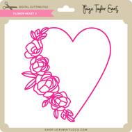 Flower Heart 3