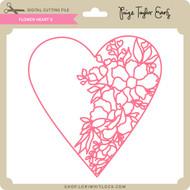 Flower Heart 5