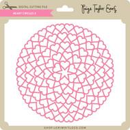 Heart Circles 2