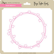 Heart Wreath 11