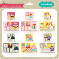 Wiper Card Birthday Bundle