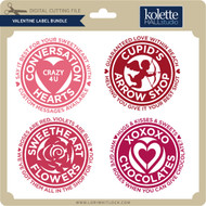 Valentine Label Bundle
