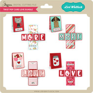 Twist Pop Card Love Bundle