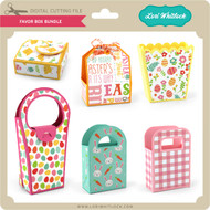 Favor Box Bundle 3