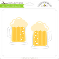 Lots O' Luck - Beer Glasses