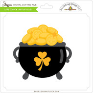 Lots O' Luck - Pot of Gold