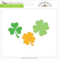 Lots O' Luck - Shamrocks