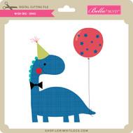 Wish Big - Dino