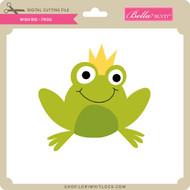 Wish Big - Frog