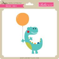 Wish Big - Dino 2