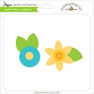 Simply Spring - Flowers 2